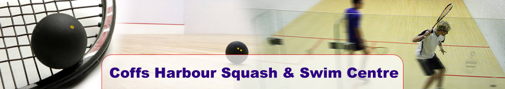 Coffs Harbour Squash &amp; Swim Centre