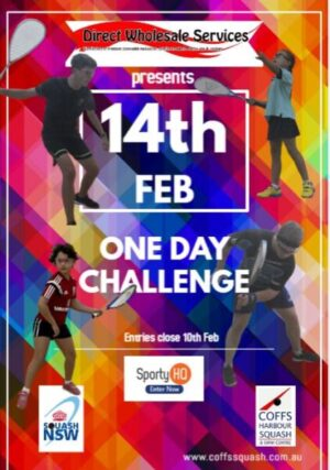 One Day Challenge 2021 ENTER HERE