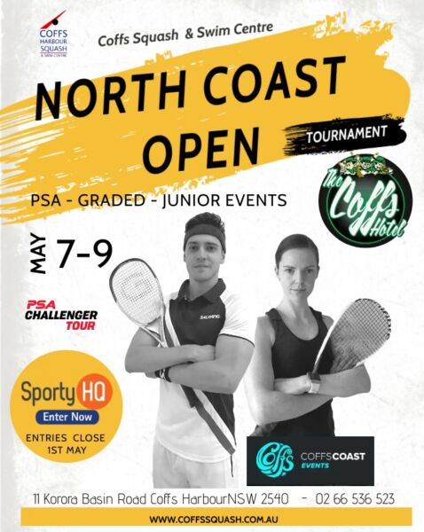 North Coast Open ENTER HERE