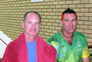 Wednesday night welcomed new players Simon McPherson, Dean Moore and