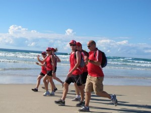 Coffs Coast Charity Walk