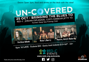 Un-Covered Bringing the Blues