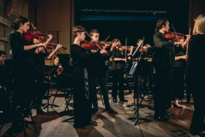 Bellingen Youth Orchestra - Sinfonia - From Tuscany to Spring