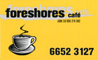 Foreshores Cafe