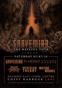 Gravemind at Boambee East Community Centre