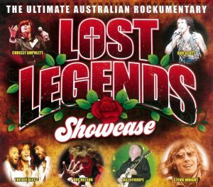 Lost Legends Showcase - Ultimate Australian Rockumentary @ RED-C Jordan Esplanade