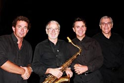 Roger Burke Quartet & Guests  @ Barrels Bistro | Sawtell | New South Wales | Australia