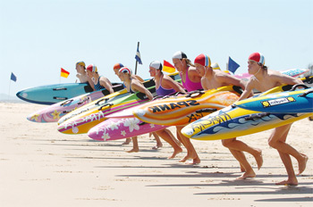 Coffs Harbour Surf Craft Carnival